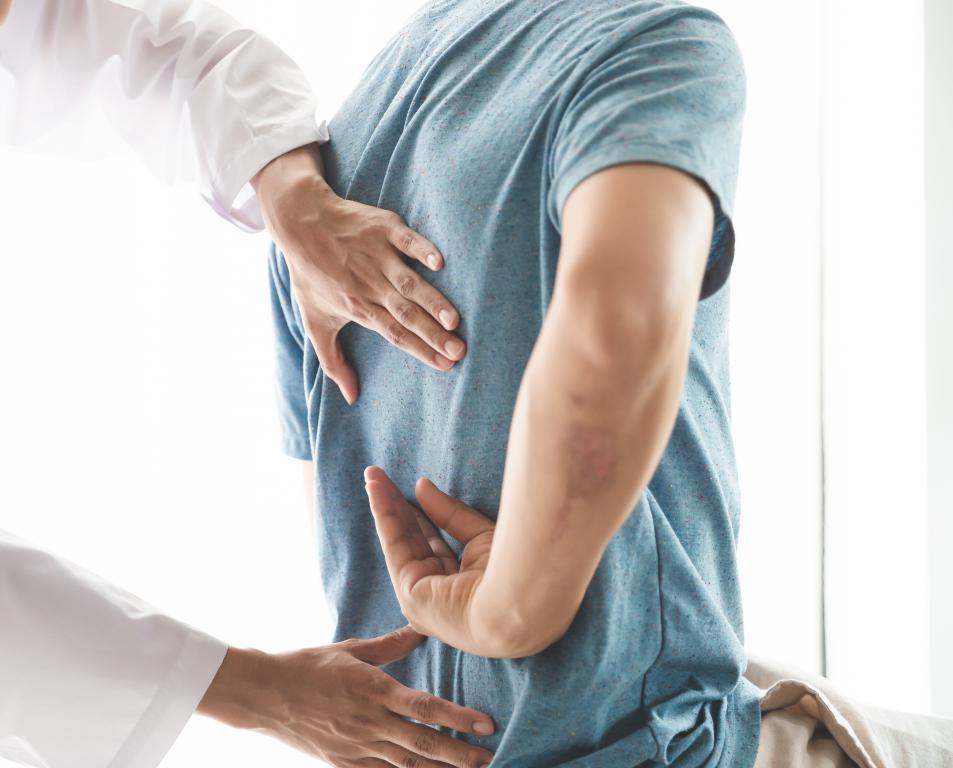 Riabilitazione con la fisioterapia