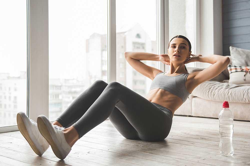 Rimettersi in forma dopo la gravidanza